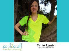 4 22 13 Heidi T Shirt Remix C2C Hero T Shirt Remix by EcoHeidi Borchers