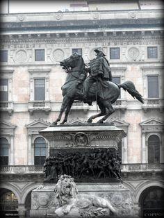 statua a Milano