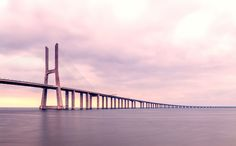 Lisboa - Ponte Vasco da Gama by Jean Claude  Castor on 500px