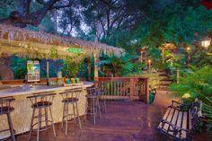 9 Exquisite Tips AND Tricks: Coastal Plants Pools modern coastal sea shells.Coastal Home Garage coastal decor christmas. Tropical Backyard, Backyard Bar, Backyard Paradise, Patio Bar, Tropical Paradise, Coastal Gardens, Coastal Homes, Tropical Gardens, Coastal Cottage