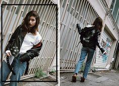More looks by Eyridiki K: http://lb.nu/eyridikikoffa  #edgy #grunge #street