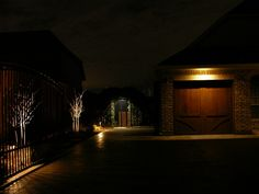Outdoor Security Lighting Dallas Ft Worth Southlake Highland Park Tx