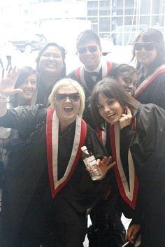 Graduating Classmates Of An Interior Design Program In Toronto