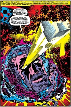 10 Killer Panels from Jack Kirby