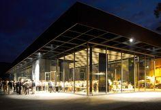 Werkraumhaus Bregenzerwald - Peter Zumthor