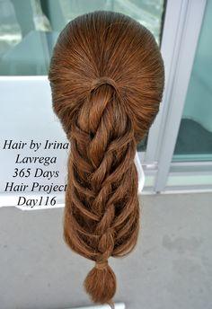 365 Days Hair Project Hair by Irina Lavrega My blog http://irinalavrega.blogspot.ca/ Instagram http://instagram.com/irinalavrega FB Page https://www.facebook.com/IrinaLavregaHairstylist Website http://irinalavrega.wix.com/irinalavrega Pinterest http://pinterest.com/IrinaLavrega