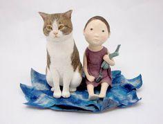 Kyoko Okubo paper sculptures