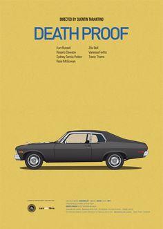 MISTURA URBANA » Posters de carros de filmes populares