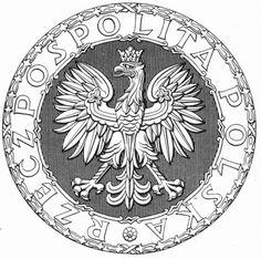 Orzeł Biały. Lithuania, Poland, Gym Workout Videos, Crests, Herb, Education, Logo, Awesome, Historia