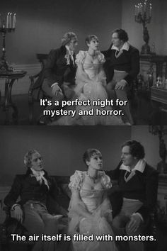bride of frankenstein quotes