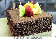 pastel de frutas decoracion - Buscar con Google