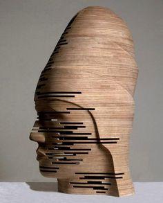 ESCULTURAS. ARTISTA ISRAEL HADANY.