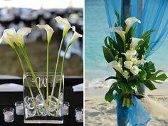 Wedding Flowers Calla Lily