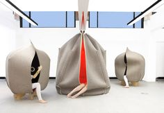Sensory Concentration Space (SCS) pods for concentration by Freyja Sewell