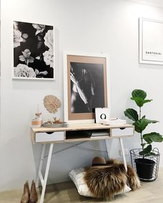 """Kyree Harvey on Instagram: """"• This Angel print by @yorkelee_prints is my new all time fave! A dash of scandi, a pinch of monochrome & a whole lot of love all in one frame. She's 20% off if you use the code """"Angel"""" at check out Don't forget all the different coloured Icelandic sheepskins over at @hidesofexcellence are also 15% off (come in lots of amazeballs colours)- See previous post for deets •"""""""