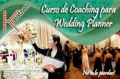 Curso de Coaching for a wedding planner!!!