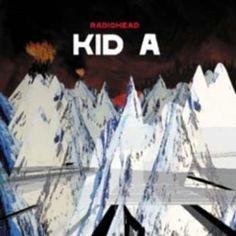 Kid A - Radiohead - Vinyle album - Achat & prix Radiohead Kid A, Radiohead Albums, The Velvet Underground, Hounds Of Love, Rock Indé, Rock Art, Foo Fighters, Linkin Park, Green Day