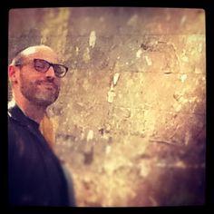 artist Ivan De Menis @ Triennale di Milano