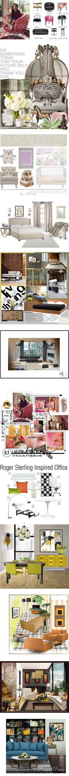"""""""Top Interior Design Sets for Apr 14th, 2013"""" by polyvore ❤ liked on Polyvore"""