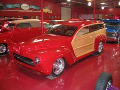 ◆Boyd Coddington Custom Woody◆..Re-pin Brought to you by #HouseofInsurance in #EugeneOregon for #LowCostInsurance