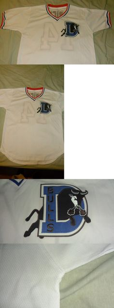 Baseball-Minors 24441: David Price Durham Bulls Retro Baseball Jersey New!! Nice!! Free Ship! All Good! -> BUY IT NOW ONLY: $100 on eBay!