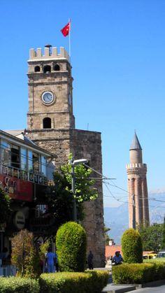 Antalya saat kulesi (Osman Ünlü)