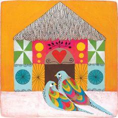 oiseaux maison