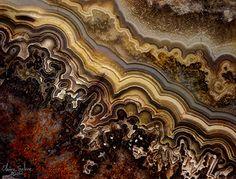 Crazy Lace Agate Slab | by ElaineSeleneOriginal