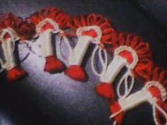 YouTube Organza Ribbon, Summer Flowers
