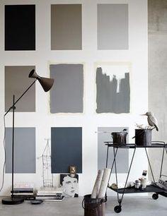 Wohnen mit Farben: Grau   Schöner Wohnen