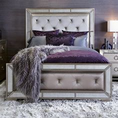 Is your bedroom in need of a style refresh? Accessorize with decor _ artwork and save 15% with promo code UPGRADE15. Shop now at zgallerie.com.
