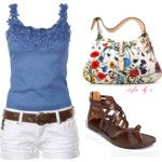 Summer Brown - Polyvore