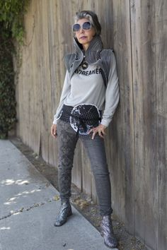 The post Shades of Grey appeared first on Advanced Style.