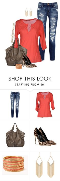 """""""Untitled #599"""" by fluffof5 ❤ liked on Polyvore featuring Current/Elliott, Humanoid, Dolce&Gabbana, Forever 21 and Jane Norman"""