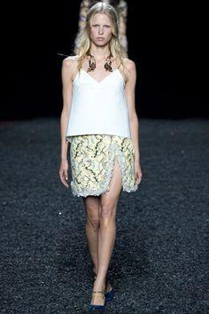 Mary Katrantzou - Spring / Summer 2015 Ready to Wear - London Fashion Week