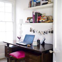 Halványszürke iroda