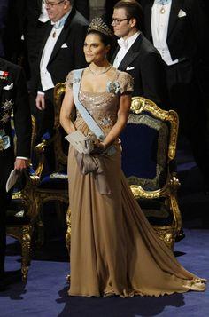 Nobel Prize Award Ceremony at The Concert Hall on December 10, 2010 in Stockholm, Sweden