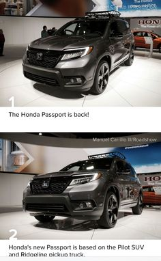 Honda Passport, Truck, Bmw, Cars, Trucks, Autos, Car, Automobile