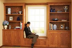 Design and Install Built-In Bookcases | WOOD Magazine