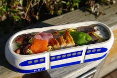 夢の超特急弁当(新幹線) Shinkansen Bento