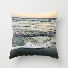 Buy Promises Throw Pillow by xiari_photo. Worldwide shipping available at Society6.com. Just one of millions of high quality products available. sea, ocean, beach, waves, sunset, landscape, photo, photography, love, romance, romantic, blue, pink , sky, orange, rise, peeble, rock, white, motion, interior design, art print, home decor, fashion, fashion design, blue, gray, earth, nature, natural, digital, nikon, dslr, camera, photographer, pillow, home decor, decoration, decoracao