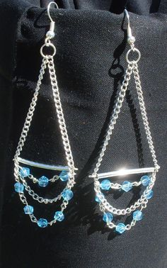 Hand made earrings...