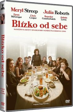 Film Blízko od sebe na DVD / August: Osage County dvd.