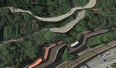 Pittsburgh-Pennsylvania-Google-earth-anomalie-2