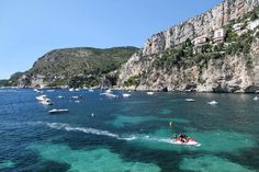 Cap d'Ail has a privileged location on the French Riviera as the gateway to Monte Carlo, just 15 minutes from Nice and from Italy. Cap D'ail, The Beautiful South, Provence France, Most Beautiful Beaches, French Riviera, South Of France, France Travel, Monaco, Places To See