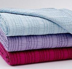 SKY Bedding, Terrace Pintuck Fuschia Hot Pink Boysenberry King Bed Cov - Swanky #2