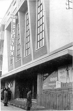 Cine lepanto, en la calle Vélez