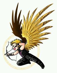 Wings Hawkeye