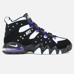 new arrivals 12992 dc38d Nike Air Max 2 CB - Black   Pure Purple-White - Images, Release Date - Air  23 - Air Jordan Release Dates, Foamposite, Air Max, and. Isatu Kanu · Lebron  16