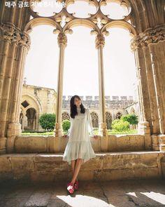 snsd and yoona Bild Yoona Snsd, Sooyoung, Yoona The K2, Im Yoon Ah, Lehnga Dress, Still Picture, Kim Tae Yeon, Girl Bands, Girls Generation